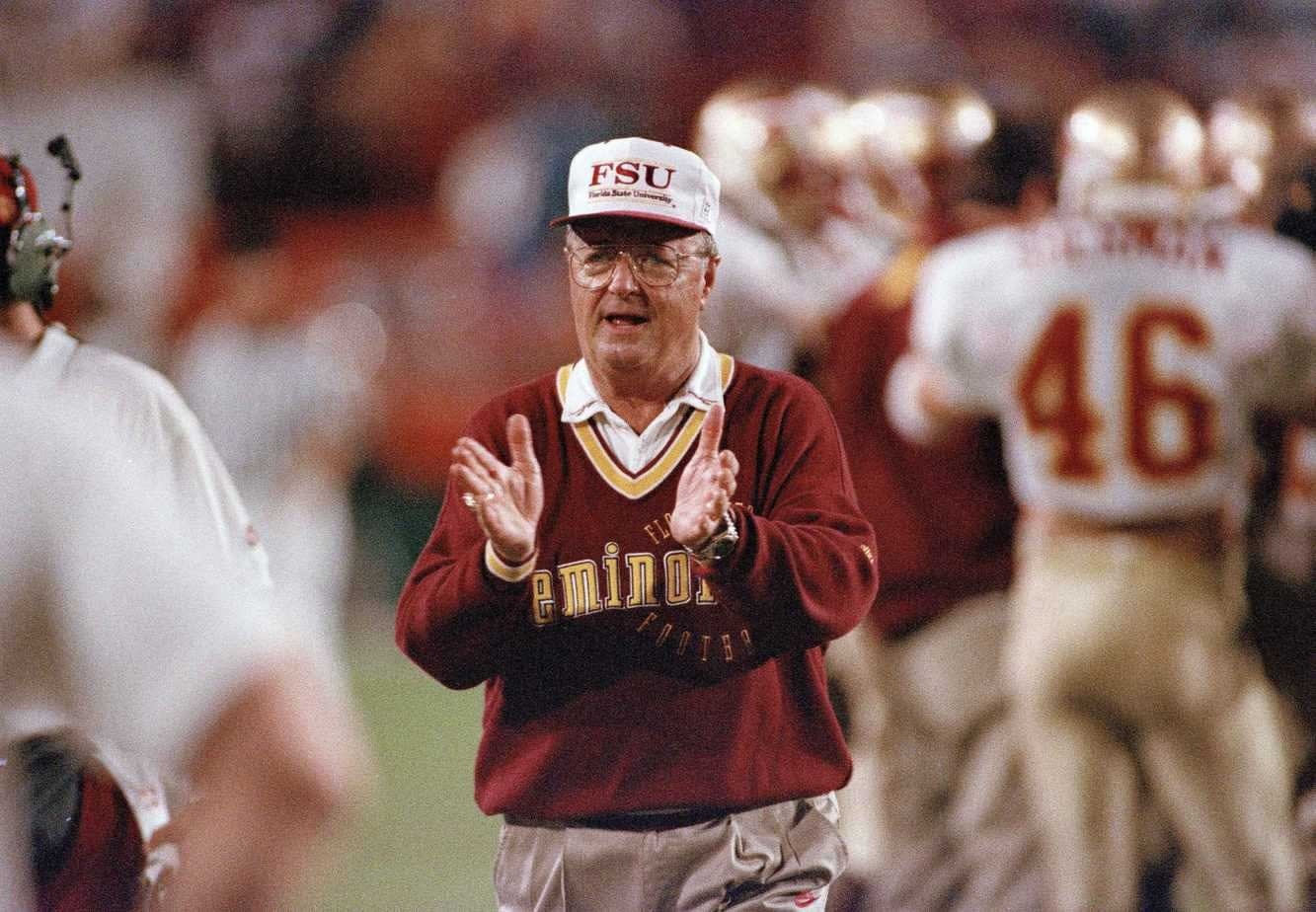 Legendary Florida State coach Bobby Bowden is receiving many well wishes after he announced that he's been diagnosed with a terminal illness