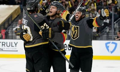 NHL Betting picks best bets today odds lines predictions tonight player props Las Vegas golden knights free expert picks