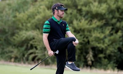 Awesemo's free PGA DraftKings picks DFS cheat sheet for 3M Open Round 2 Showdown fantasy golf lineups with Louis Oosthuizen.