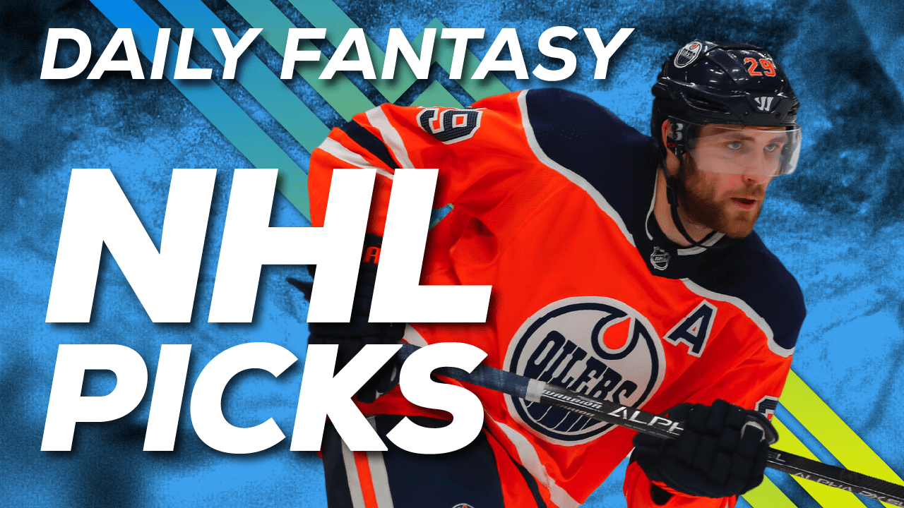Awesemo's NHL DFS Strategy show breaks down the top DraftKings & FanDuel NHL picks for today's slate, including Leon Draisaitl and more!