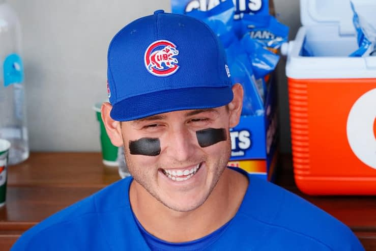 Social media blows up in Chicago and New York after it was reported that longtime Cub Anthony Rizzo was being traded to the Yankees