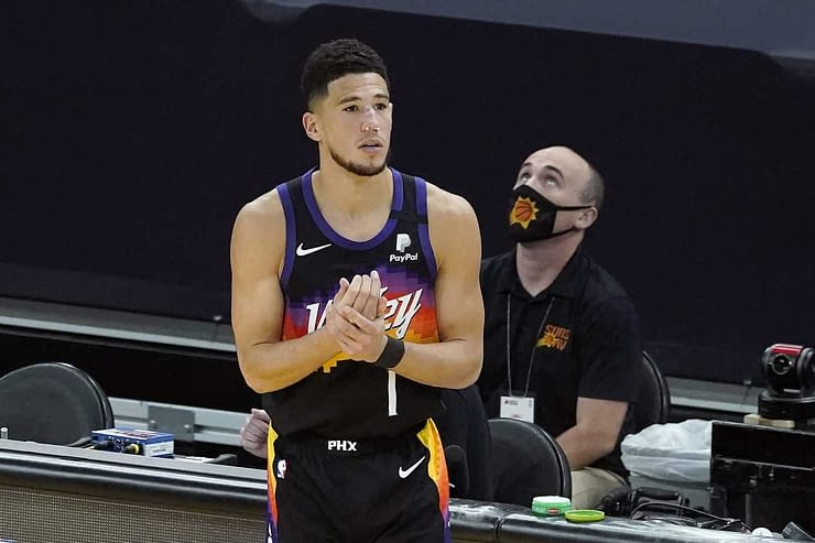 Awesemo's NBA experts Dave Loughran & Josh Engleman watch Game 6 of the NBA Finals LIVE and give their expert NBA picks and odds for Suns vs. Bucks.