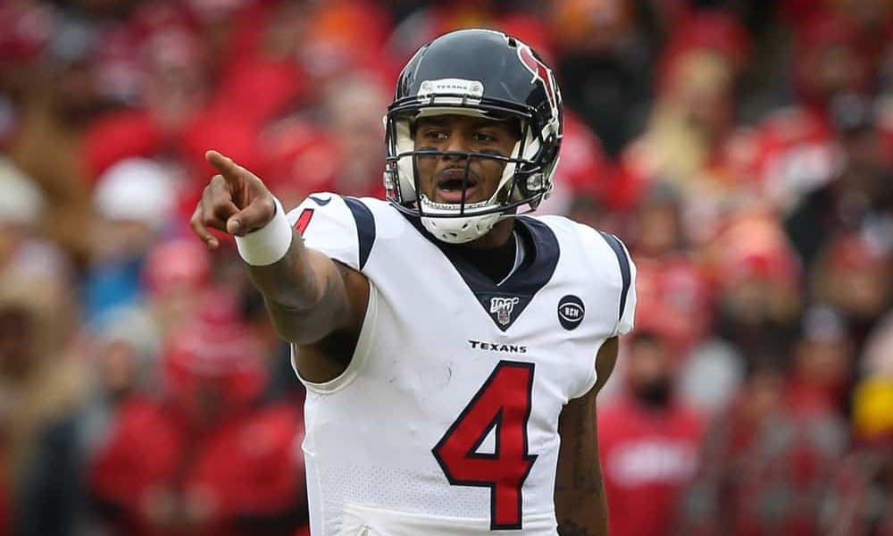 According to a report, Deshaun Watson could potentially be traded to the Miami Dolphins as soon as this week despite the unsettled lawsuits