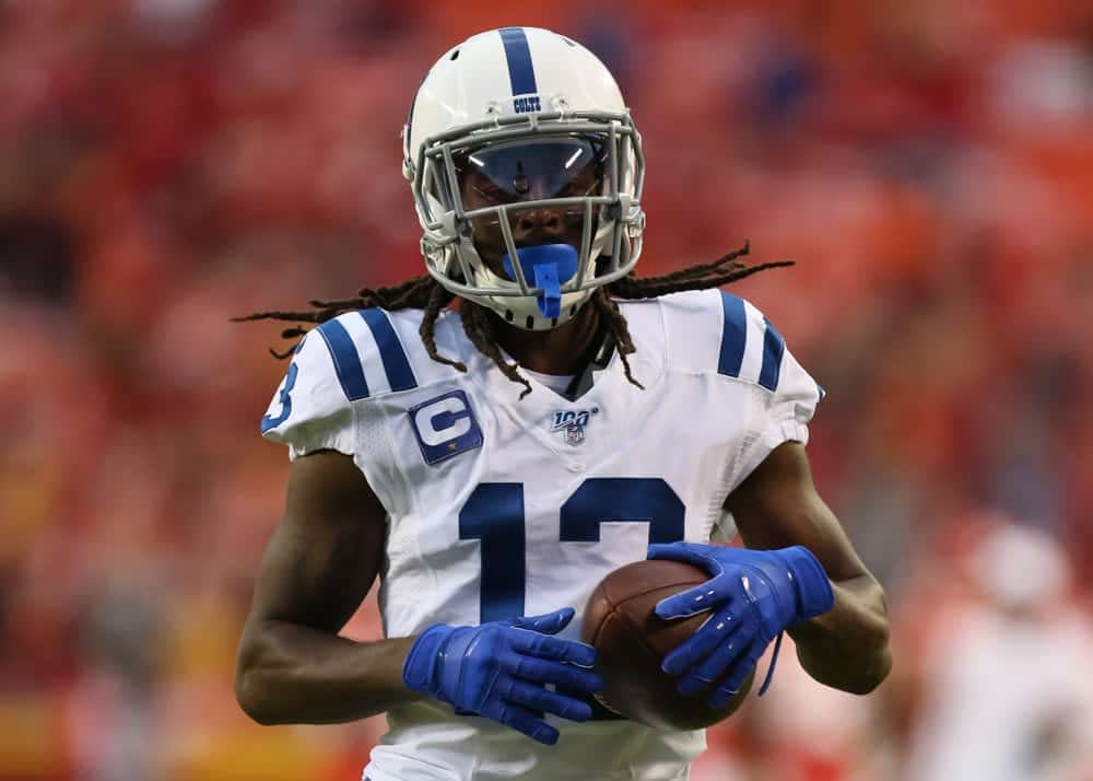 NFL DFS Matchups column: Colts and Steelers, looks at T.Y. Hilton and JuJu Smith-Schuster for Week 9 fantasy football, DraftKings, FanDuel