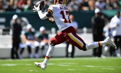 Thanksgiving Day FanDuel NFL DFS Rankings Top 5 NFL DFS Picks Daily Fantasy Football Washington Terry McLaurin