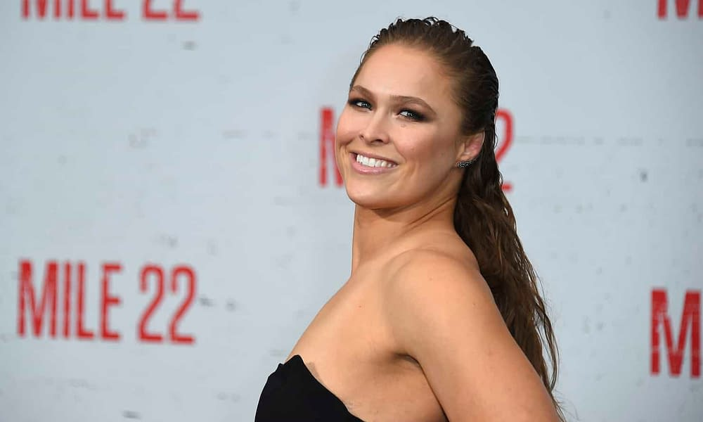 Ronda Rousey took to social media to announce that she had successfully given birth to her first daughter, La'akea Makalapuaokalanipō Browne
