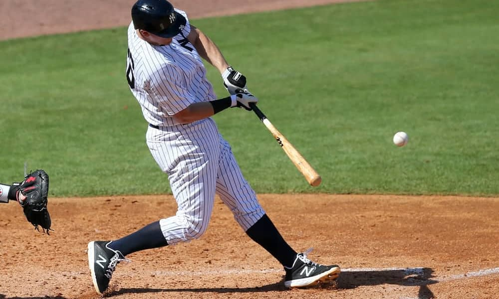 Free expert MLB DFS Lineup Picks Today DraftKings FanDuel Home Runs tournament strategy GPP trade deadline rumors Yankees Red Sox Blue Jays Braves White Sox Dodgers las vegas betting odds predictions projections yahoo fantasy baseball rankings free