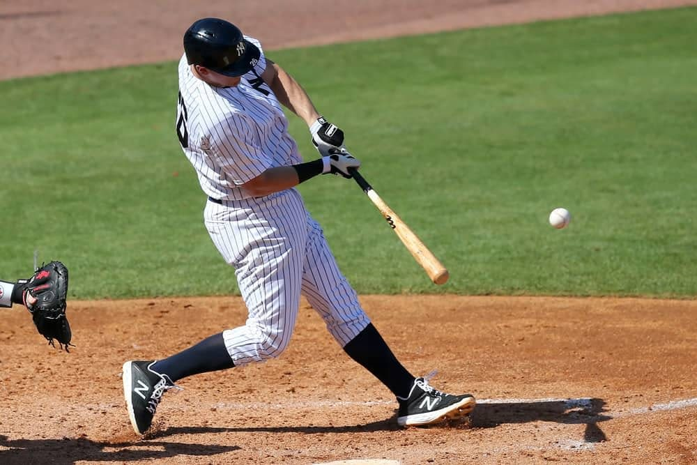 Awesemo's FREE MLB DraftKings Picks Daily Fantasy Baseball & DFS cheat sheet based on Alex Baker's expert projections for today's slate 9/14.