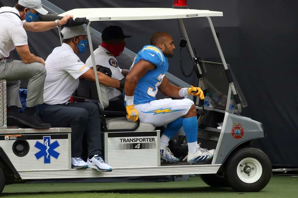 Austin Ekeler should be returning to the Chargers and fantasy football teams