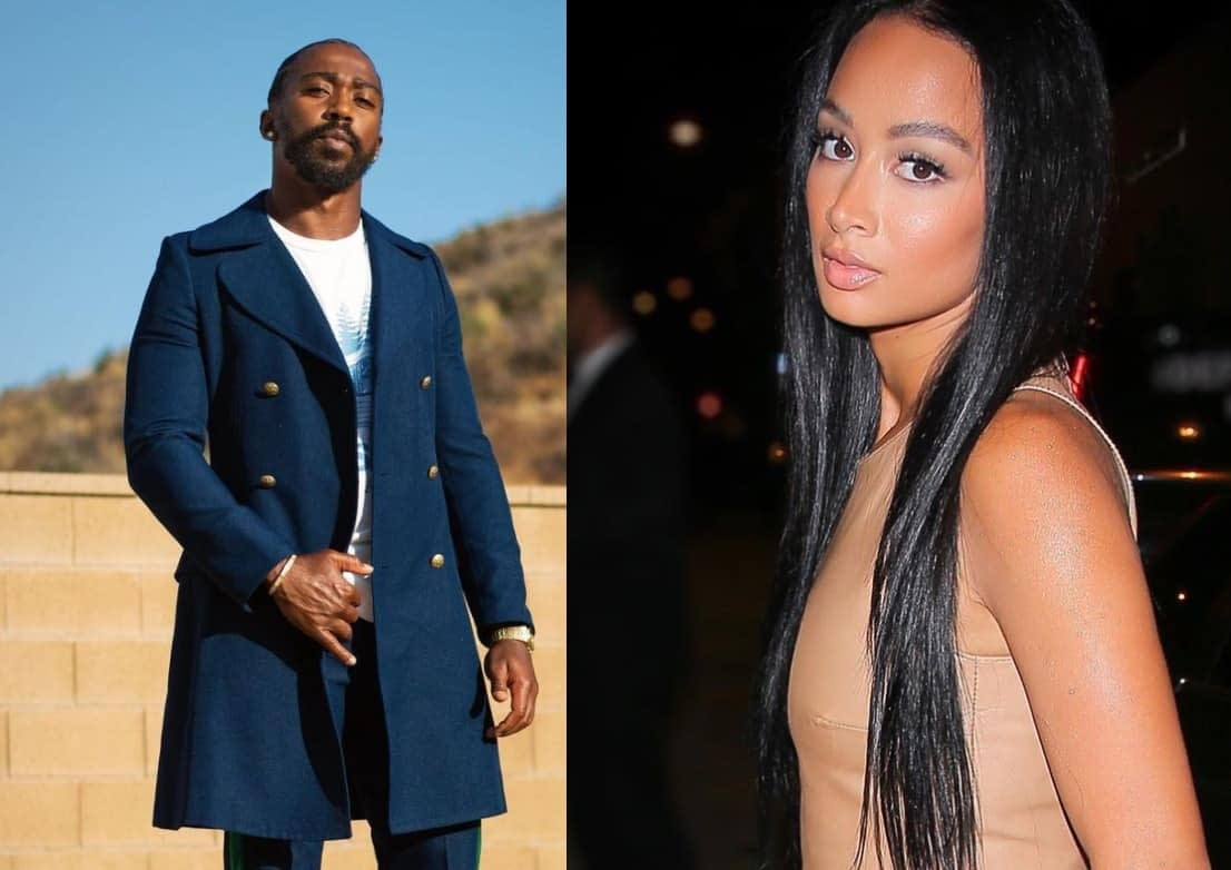 Tyrod Taylor Spotted with Draya Michelle on Date Night ...