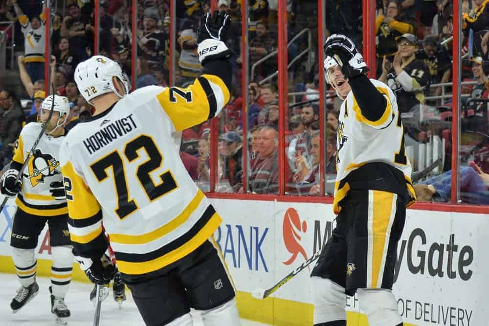 Jake Hari and Michael Clifford break down the best fantasy hockey plays on Saturday's NHL DFS slate for DraftKings + FanDuel on 3/30/21.