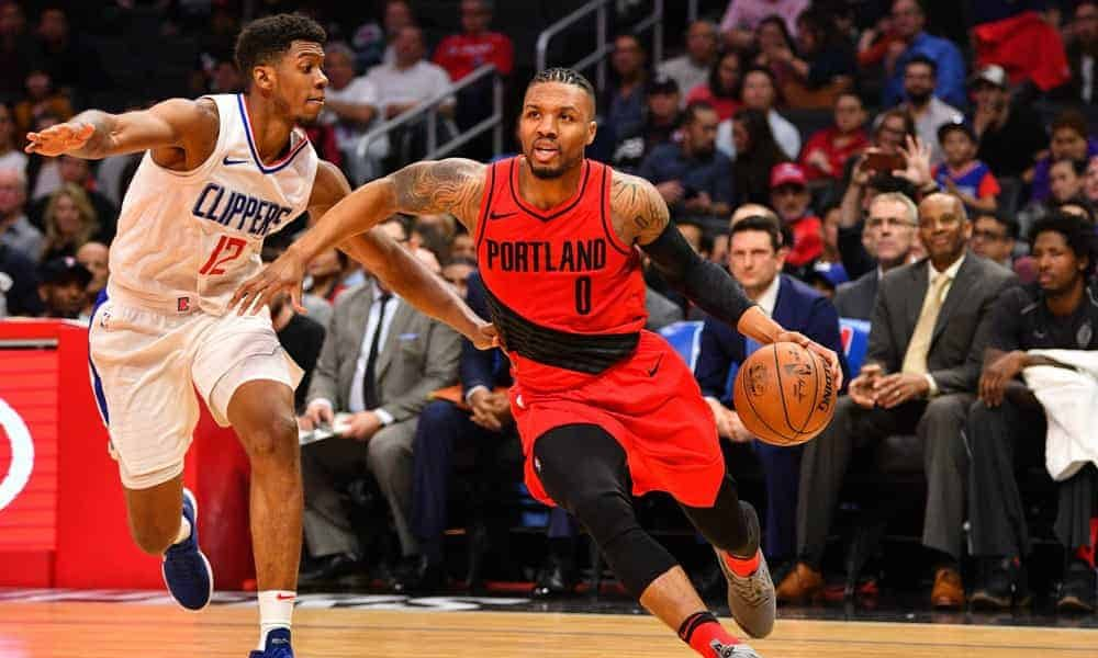 NBA DraftKings Picks for daily fantasy basketball lineups on Wednesday, January 13, 2021 based on expert projections and ownership featuring Damian Lillard