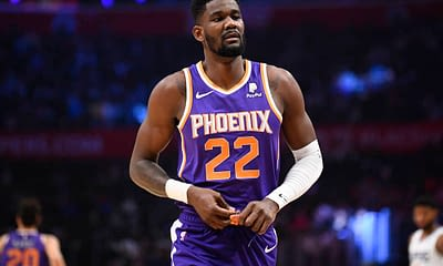 Awesemo brings the 2/22/21 NBA Yahoo Picks cheat sheet for daily fantasy basketball lineups on Feb. 22, including Deandre Ayton.