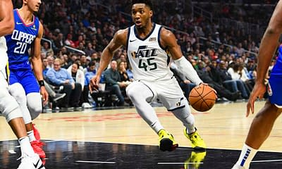DraftKings & FanDuel NBA DFS picks tonight Wednesday June 16 2021 Daily fantasy basketball western conference playoffs eastern conference round 2 semifinals Donovan Mitchell Joel EMbiid 76ers Hawks Clippers Jazz Paul George expert advice strategy projections ownership rankings boom/bust tool values studs