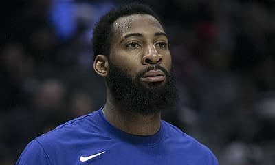NBA FanDuel Linup picks cheat sheet for daily fantasy basketball tonight Wednesday May 12 based on expert projections and ownership with Andre Drummond