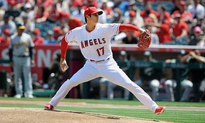 MLB DFS Picks. FREE DraftKings Daily Fantasy Baseball lineup advice based on Alex Baker's expert projections for 8/4 with Shohei Ohtani.