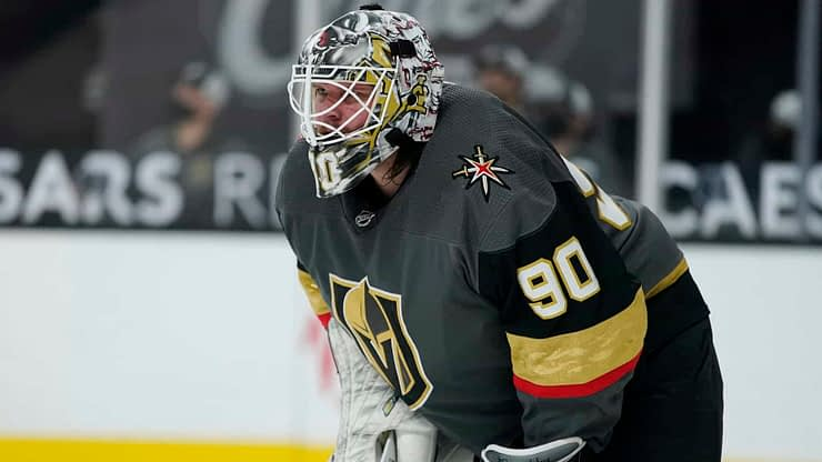 Las Vegas Golden Knights goalie Robin Lehner reveals that he was being attacked about his mental health struggles after the Marc-Andre Fleury trade