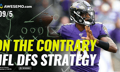 Alex Baker, Steve Buzzard and Dave Loughran detail the Week 1 NFL DFS slate for DraftKings + FanDuel, 2020 season, w/ NFL DFS Picks.