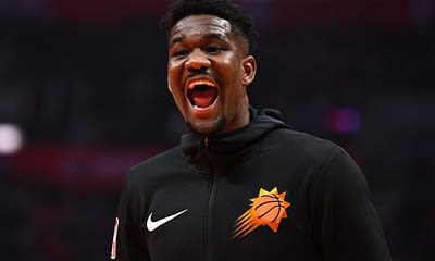 NBA FanDuel Lineup Picks DFS daily fantasy basketball cheat sheet tonight Sunday June 13 2021 with Deandre Ayton based on expert projections predictions ownership and rankings phoenix suns denver nuggets brooklyn nets milwaukee bucks playoffs