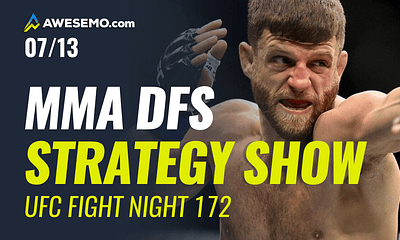 The MMA DFS Strategy Show for UFC Fight Night: Kattar vs. Ige.Top options for your UFC DFS Lineups on DraftKings, FanDuel & SuperDraft.