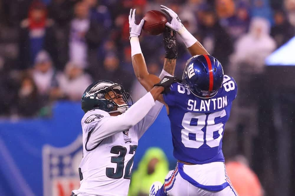 The ultimate free guide to making your Jock MKT NFL picks for Giants vs. Washington Thursday Night Football with expert IPO projections.