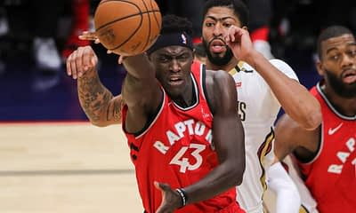 Our FREE NBA DFS picks cheatsheets for daily fantasy basketball lineups on FanDuel for Sunday, March 8th including Pascal Siakam