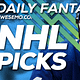 Awesemo's NHL DFS Strategy show breaks down the top DraftKings & FanDuel NHL picks for today's slate, including Auston Matthews and more!