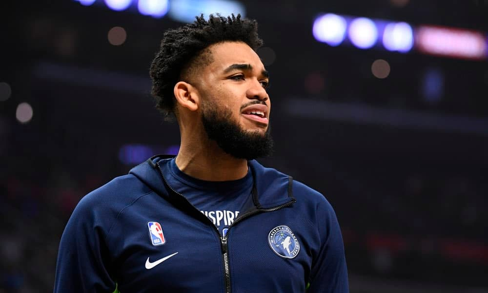 Minnesota Timberwolves star Karl-Anthony Towns took to social media to share his displeasure with the team firing general manager Gersson Rosas
