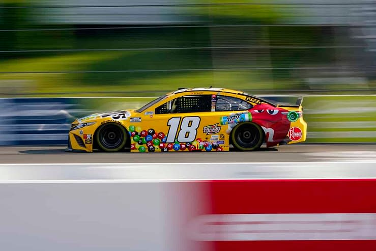 NASCAR best bets betting picks odds props parlays South Point 400 this week Sunday Kyle Busch parlay
