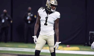 NFL DFS Showdown Picks DraftKings FanDuel Week 7 Monday Night Football Saints vs. Seahawks today tonight this week daily fantasy football free expert projections ownership tips free expert