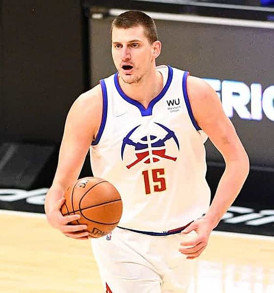 NBA DFS Picks DraftKings FanDUel lineup optimizer picks optimal tonight today rankings projections ownership daily fantasy basketball injury report starting lineups OCtober 25 2021 Monday Nikola Jokic best bets player props betting picks odds lines predictions parlays