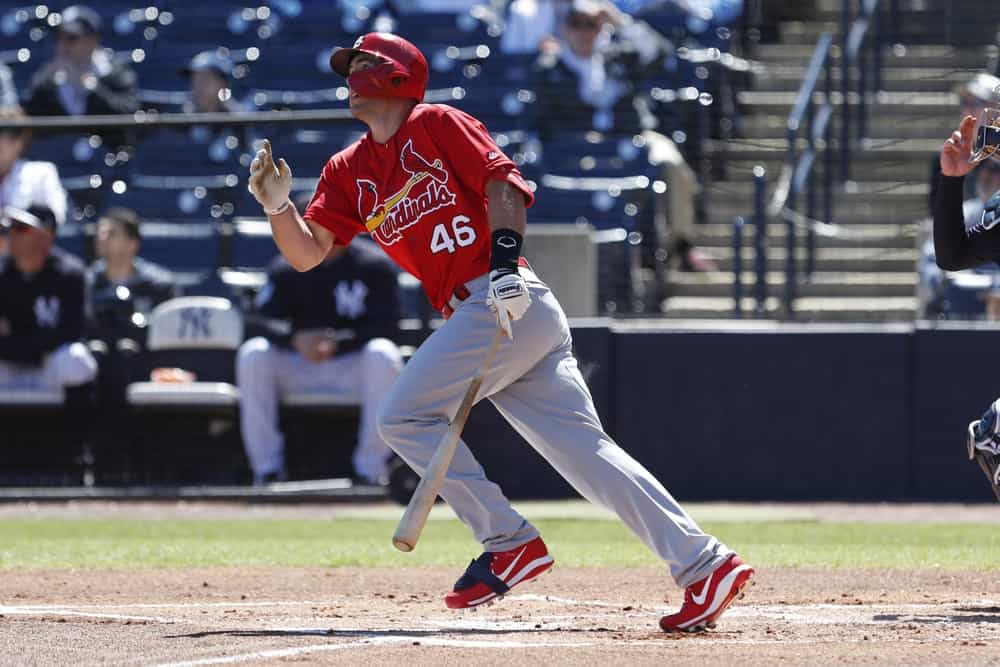 DraftKings + FanDuel MLB DFS Picks and daily fantasy strategy. Top home run picks and projections for DFS lineups on Saturday, May 29