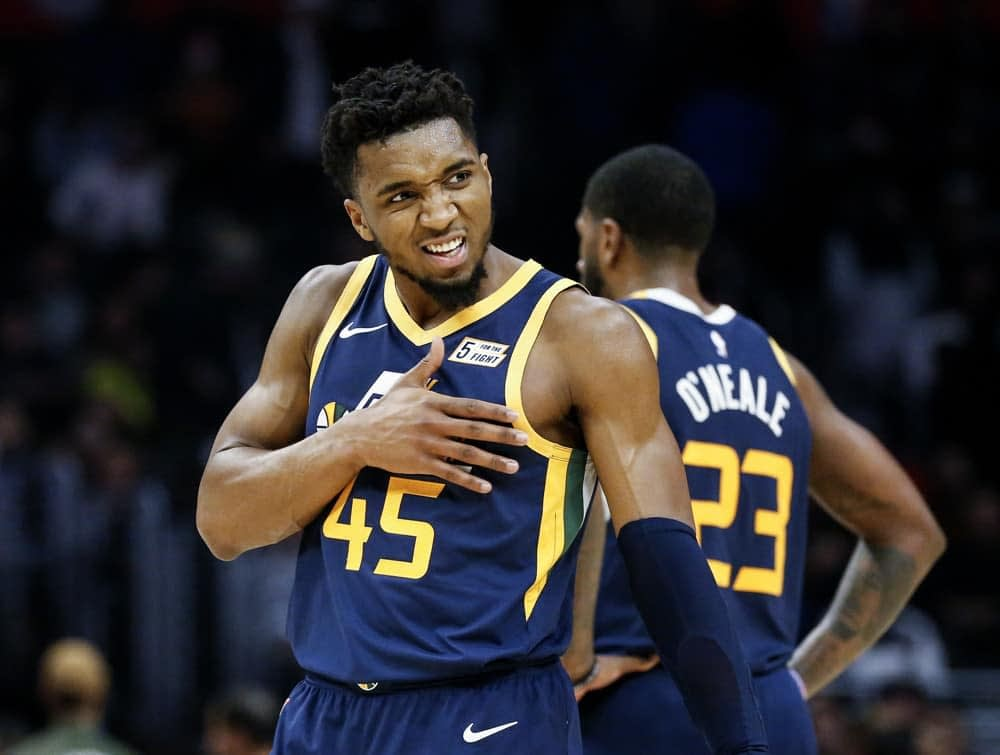 Our Nuggets vs. Jazz NBA Picks, Predictions and NBA Odds article, breaking down betting trends with some top options using OddsShopper.