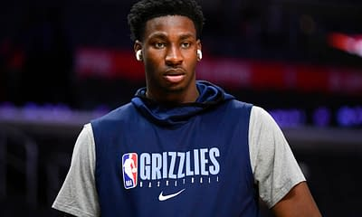 NBA betting picks today for Spurs vs Grizzlies, including NBA odds, lines, props, betting trends, prediction for Play-In game.