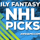 Awesemo's NHL DFS Strategy show breaks down the top DraftKings & FanDuel NHL picks for today's slate, including Mark Stone and more!