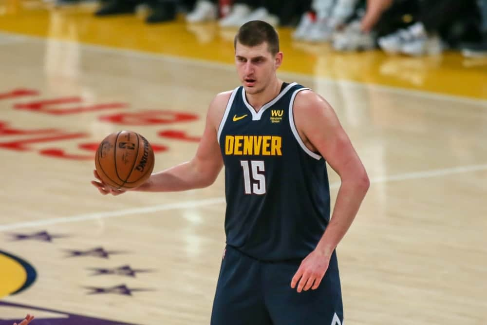 NBA DFS Picks: 9/20/20 Yahoo Cheatsheet with Nikola Jokic