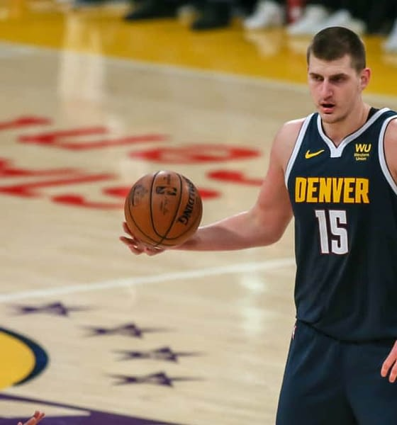 NBA DraftKings Lineup Picks for DSF and daily fantasy basketball based on Josh Engleman's expert projections and simulations with Nikola JOkic