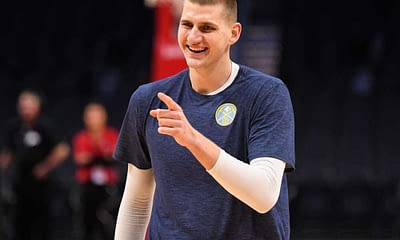 DraftKings NBA picks for the Slate Starter article featuring Nikola Jokic
