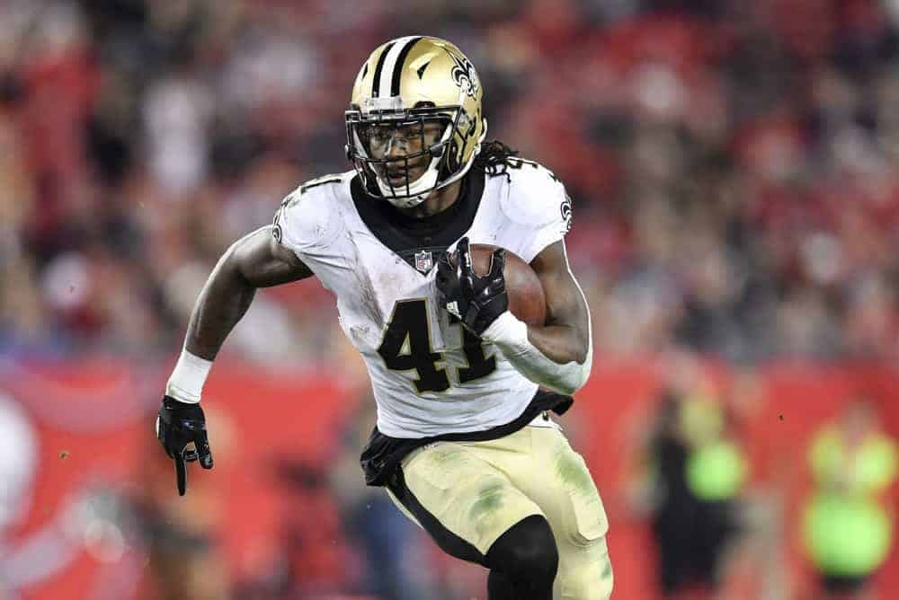 Zach Brunner looks at the best NFL betting picks to place for Week 1 on BetMGM Sportsbook. Alvin Kamara, Miles Sanders and Andy Dalton