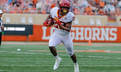 College football betting picks for the Fiesta Bowl Iowa State vs Oregon 1/2/21 best bets and pro bets