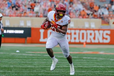 CFB DFS Picks for DraftKings and FanDuel. Week 4 college football daily fantasy strategy show with Awesemo's FREE expert projections 9/25.
