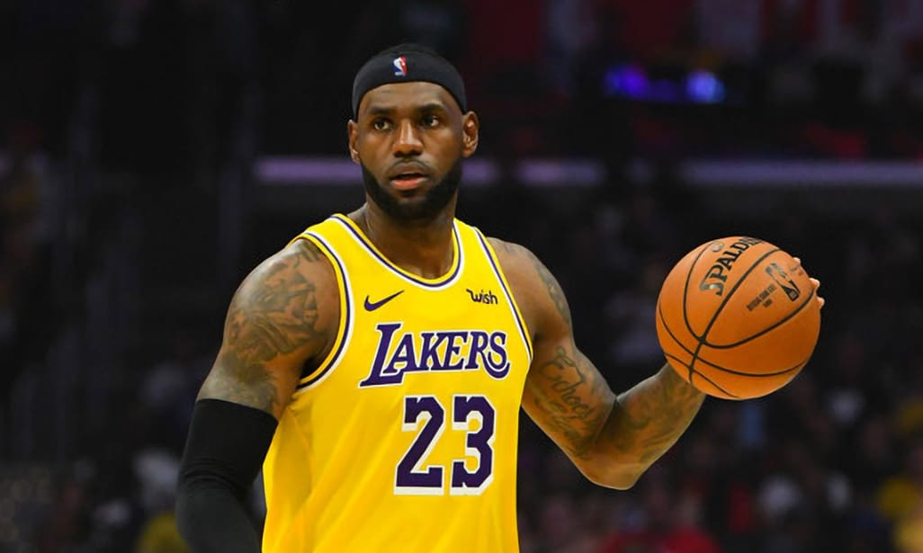 EMac gives his favorite NBA DFS picks for Yahoo + DraftKings + FanDuel daily fantasy basketball lineups including LeBron James for Monday 2/8