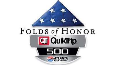 Folds of Honor Quiktrip 500 NASCAR DFS Model for Draftkings and Fanduel