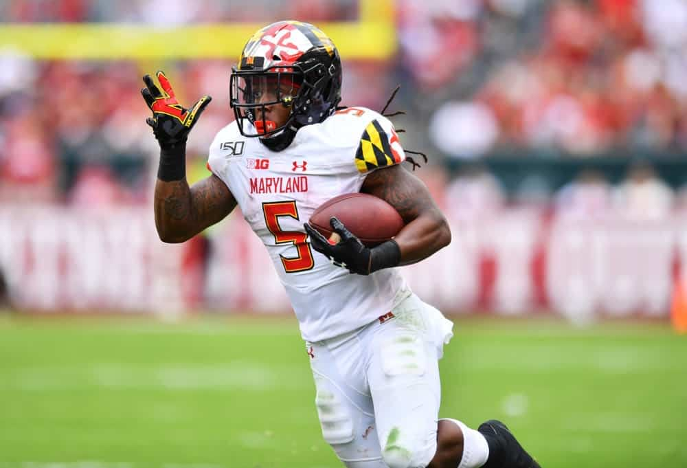 Ben Rasa breaks down the Friday Night College Football betting slate and talks about his favorite CFB DFS Picks for DraftKings lineups.