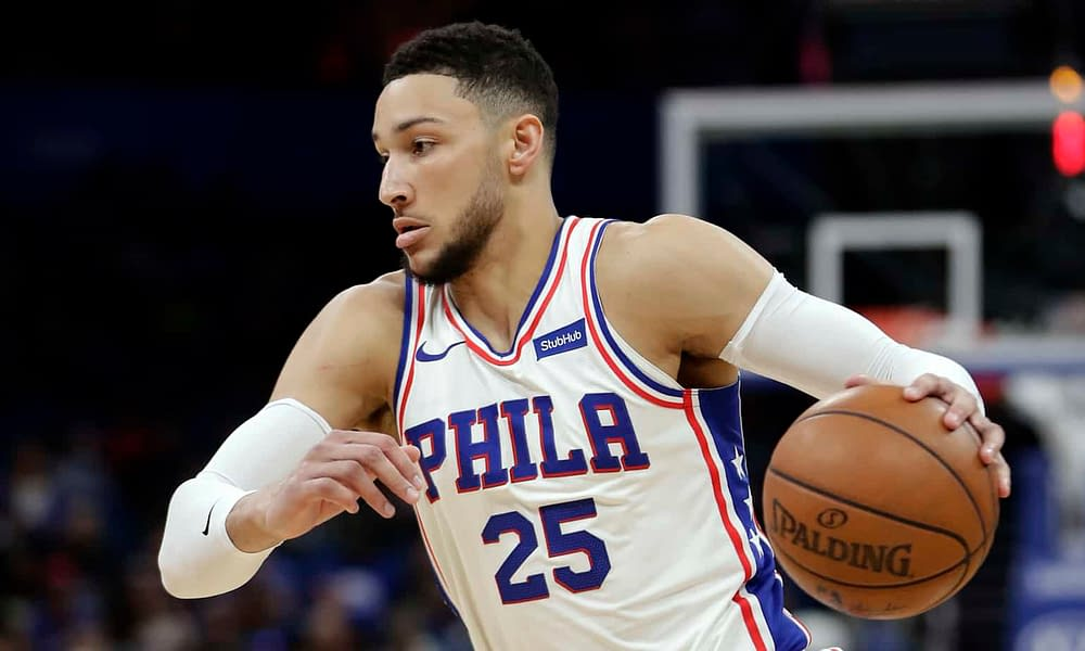 Philadelphia Eagles center Jason Kelce is going viral for offering the perfect response when speaking on how Ben Simmons has dealt with Philly fans