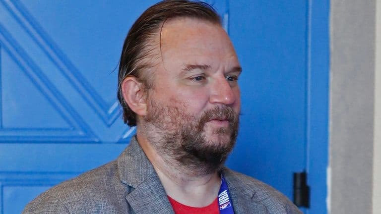 Philadelphia 76ers president Daryl Morey was fined a good amount by the NBA for responding to a social media post from Warriors' Steph Curry