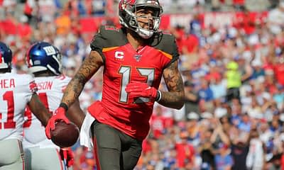 Week 11 Monday Night Football NFL Betting picks prop bets Rams Buccaneers nfl odds