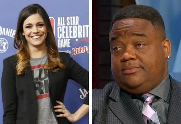 Jason Whitlock instigated a feud with ESPN's Katie Nolan on Twitter after the controversial sports columnist wrote a column on Maria Taylor.