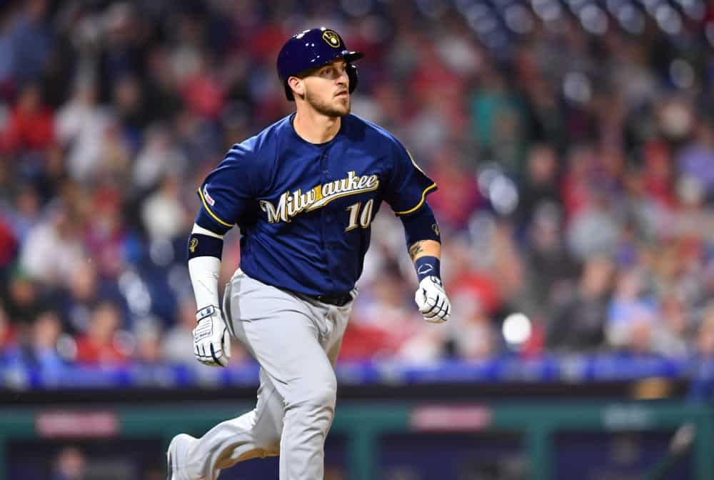 Yahoo MLB picks for August 20th MLB DFS fantasy baseball lineups based on projections and ownership from the number 1 DFS player.