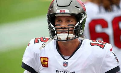 Tampa Bay Buccaneers quarterback Tom Brady gave some insight on when he might be thinking about retiring from the NFL
